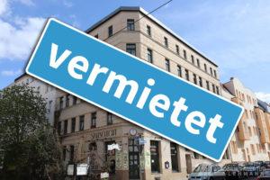 Die Wohnung in der Torstraße wurde vermietet